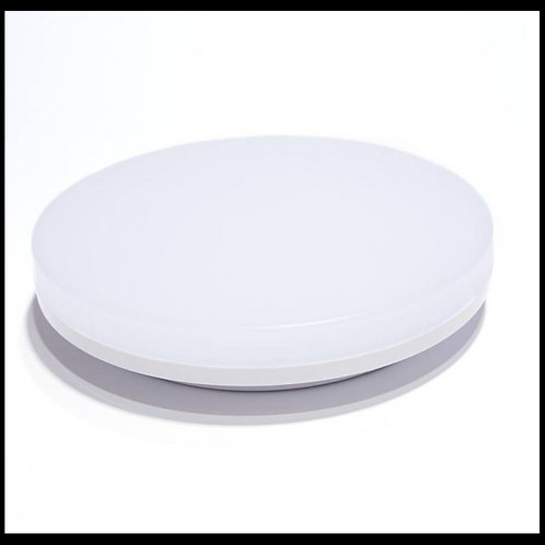 Plafón superficie circular 24w 280mm (4000K)