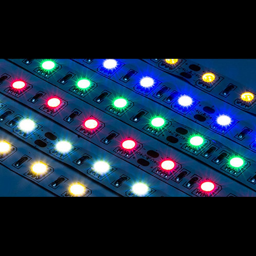 Tira led 24v DC SMD5050 14.4w/m RGB
