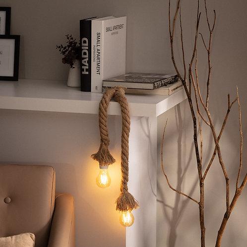 Guirnalda LED Colgante Kamba 2 Focos 1m