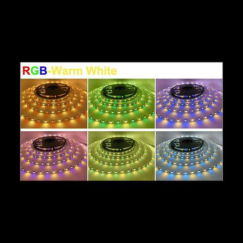Tira led 24V DC 14,4w/m RGB+WW