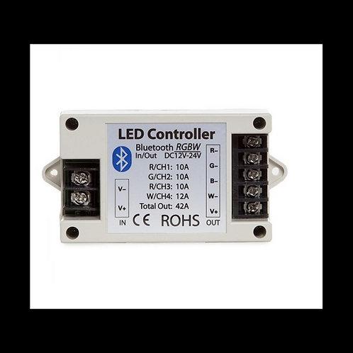 Controlador Bluetooth para Tiras Led RGBW 12V-24V