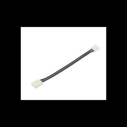 Doble conector rápido de tira led RGB SMD5050