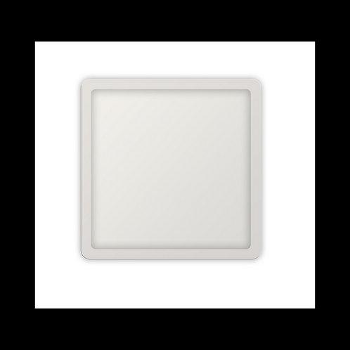 Downlight cuadrado ajustable 20w