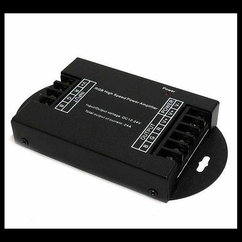 Amplificador RGB 24 Amperios
