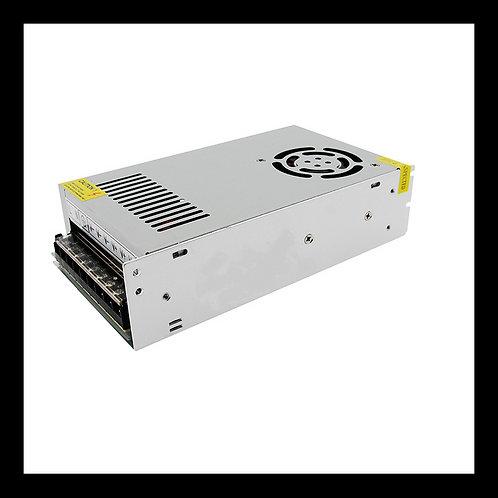 Fuente de alimentación para tiras LED 360w 12Vdc