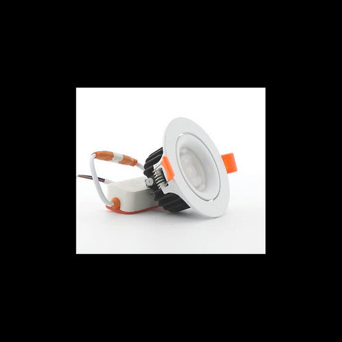 Downlight Cob orientable 20w 140mm