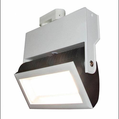 Foco LED para carril Zibal 38W Trifásico