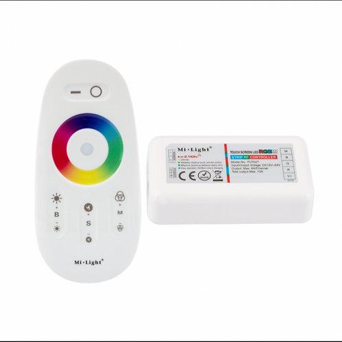 Controladora Led Táctil RGBW 12/24V