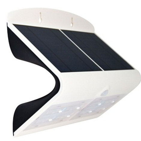 Foco exterior Solar