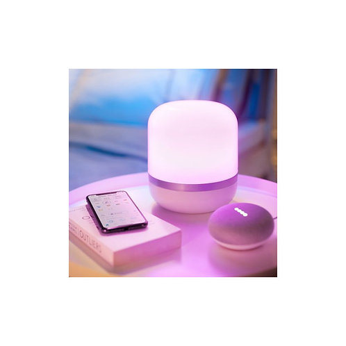 Lámpara de Mesa LED Portátil Smart WiFi RGB+CCT Regulable WIZ Hero 13W