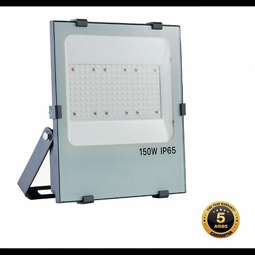 Foco proyector Led SMD Grafito 150w 5000k