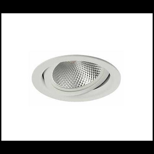 Aro basculante AR111 TrueColors Circular blanco
