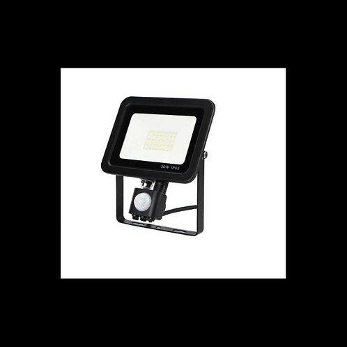 Foco proyector LED AMATISTA con Sensor de Movimiento 30W