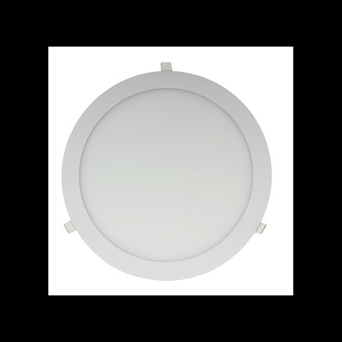 Downlight panel led circular 25w 295mm