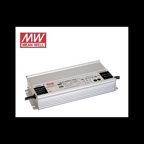 Fuente de alimentación para tiras led 480w 24Vdc Mean Well