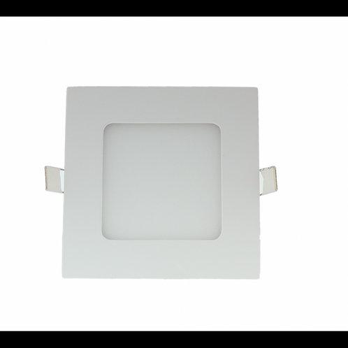 Donwlight panel cuadrado blanco 3w