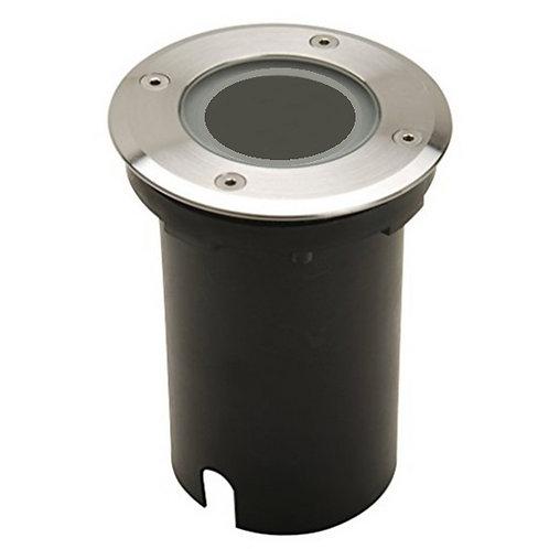 Carcasa empotrable para suelo circular IP67