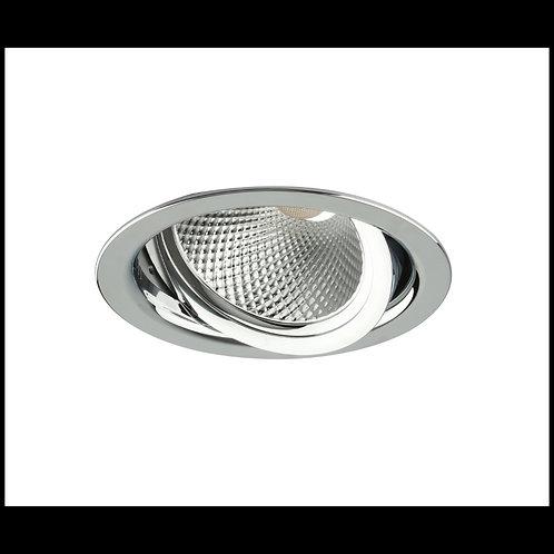 Aro basculante AR111 TrueColors Circular Cromo