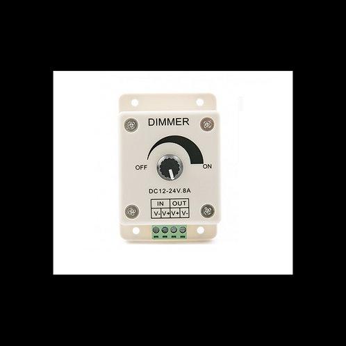 Dimmer Regulador para Tira LED 12/24V