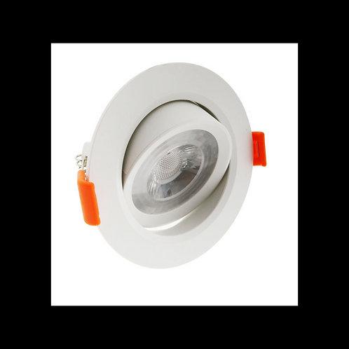 Downlight Cob orientable 7w 85mm