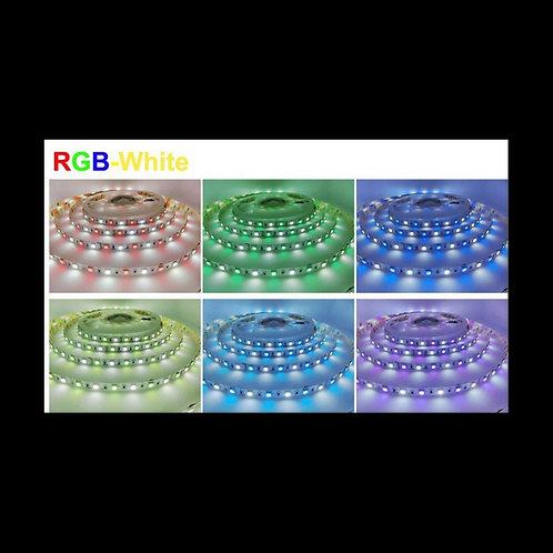 Tira led 24V DC 14,4w/m RGB+W