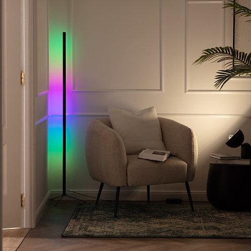 Lámpara de Pie LED RGBW Smart WiFi Corner 20W