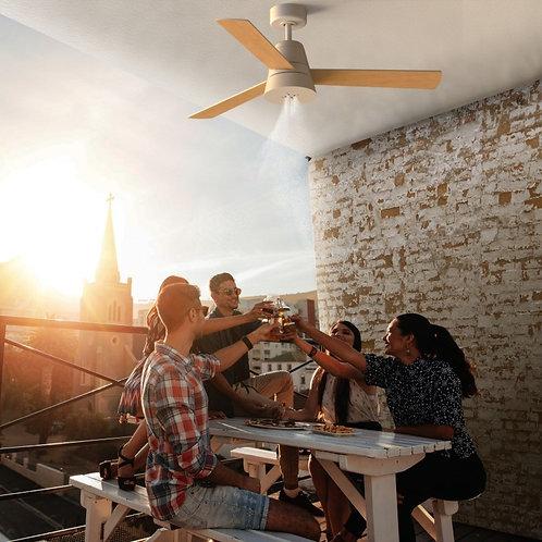 Ventilador de techo con Nebulizador SULION UFO MIST