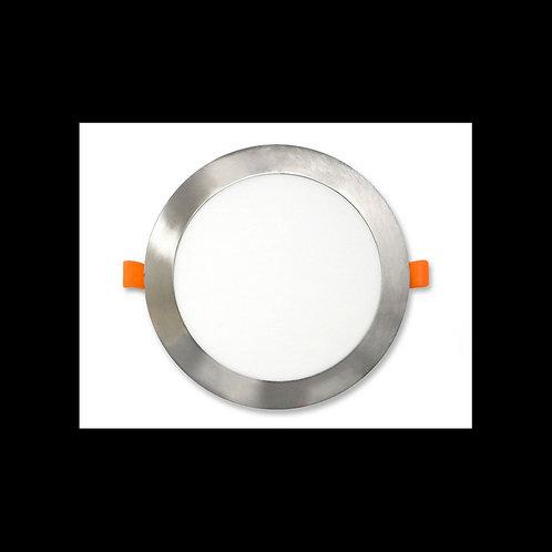 Downlight circular Níquel 20w 225mm