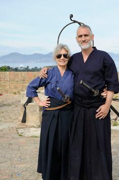 Antonella y Miguel