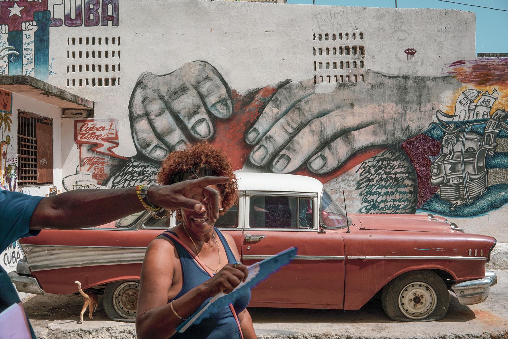 Cuba, los colores del tiempo, 2018