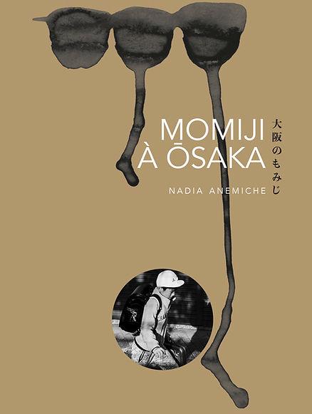 Livre photographies Momiji à Osaka, Nadia Anemiche