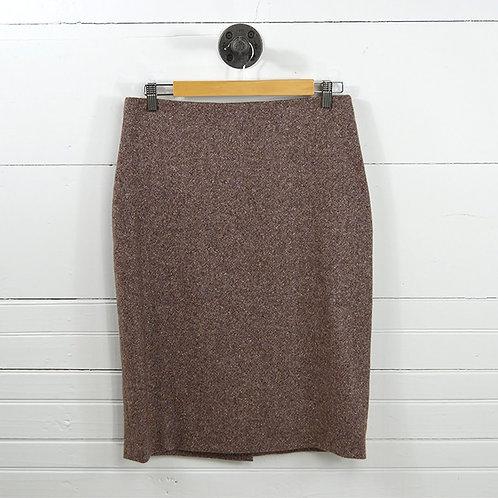 Kiton Cashmere Pencil Skirt #170-115