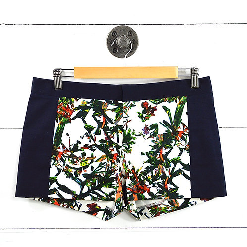 Club Monaco Print Dress Shorts #177-1590