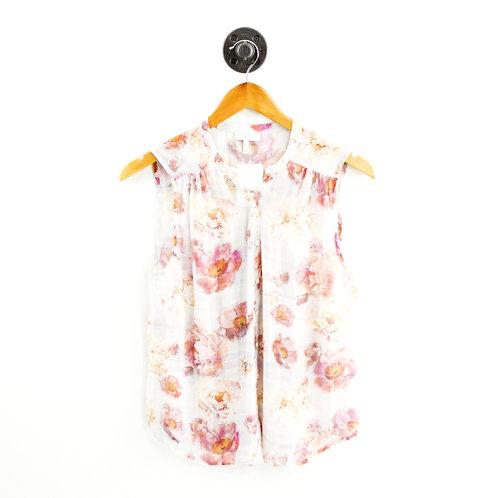 Joie Floral Blouse #186-106