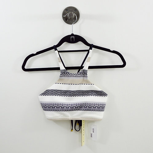 Vitamin A Halter Tie Back Bikini Top #123-2092