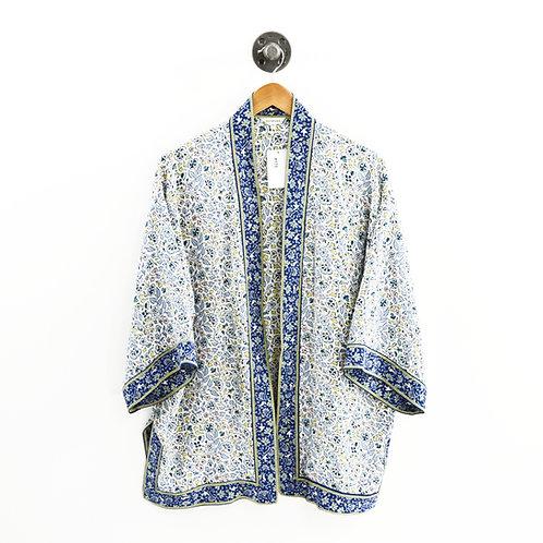 Max Studio Floral Kimono Jacket #175-47