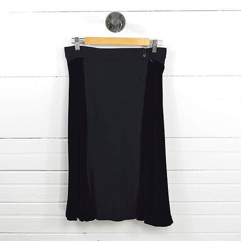Etro Velvet Skirt #170-126