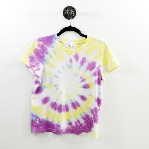 Madewell Tie Dye T-Shirt #123-2086