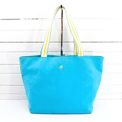 Lilly Pulitzer Canvas Tote Bag #163-19
