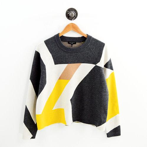 Rag & Bone Geo Sweater #127-95