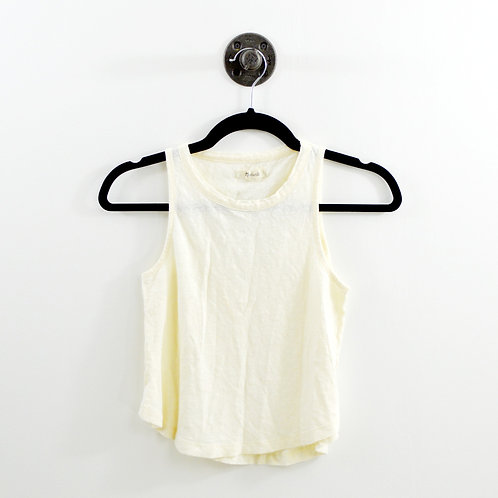 Madewell Muscle Tank Top #147-1526