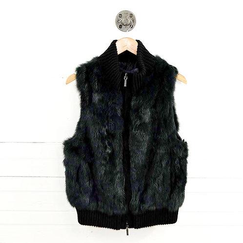 Pologeorgis Fur Vest #126-030