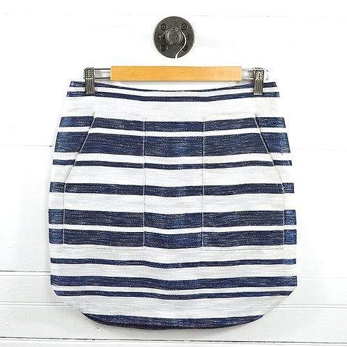 3.1 Phillip Lim Metallic Mini Skirt #185-46