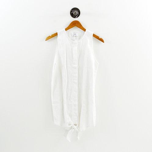 SIR Linen Tie Front Dress #192-26