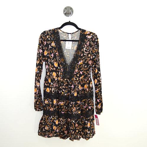 Xhilaration Floral Dress #123-2066