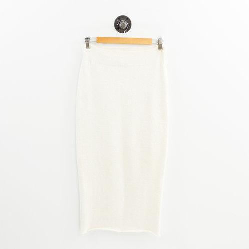 Season 4 Fitted Midi Pencil Skirt #143-112