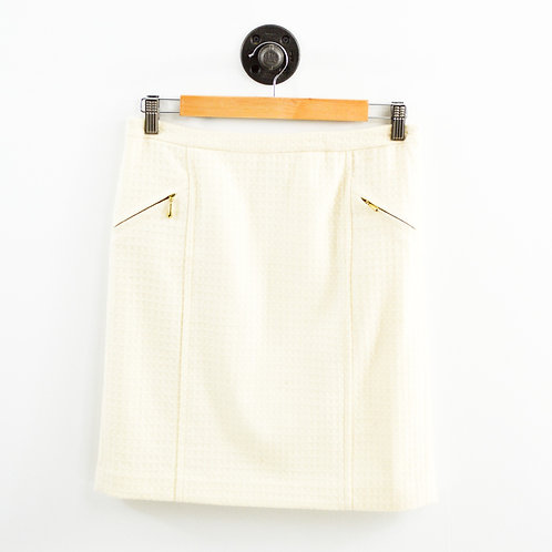 Milly Jacquard Pencil Skirt #195-15