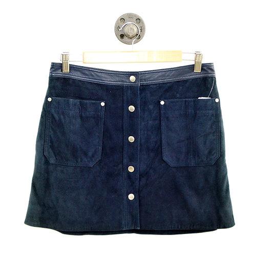 Rag & Bone Siggy Leather Mini Skirt #126-114