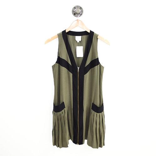 Parker Zipper Front Dress #185-1261