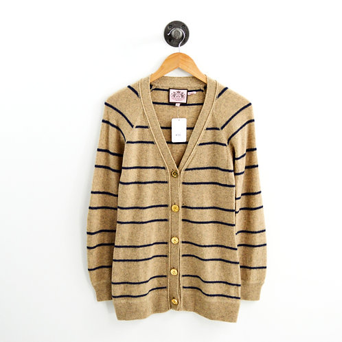 Juicy Couture Striped Cardigan Sweater #185-75